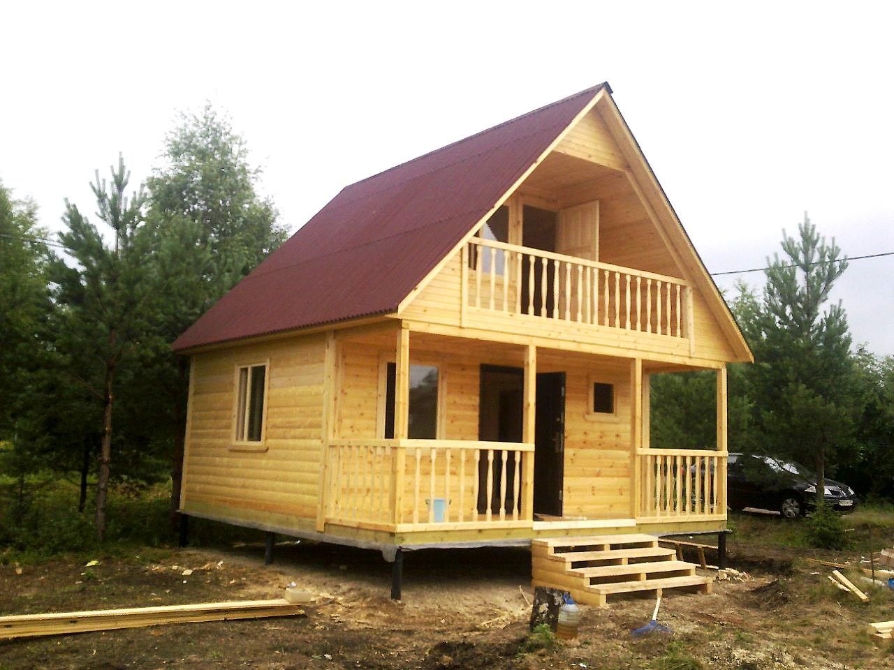 Портфолио построенных домов